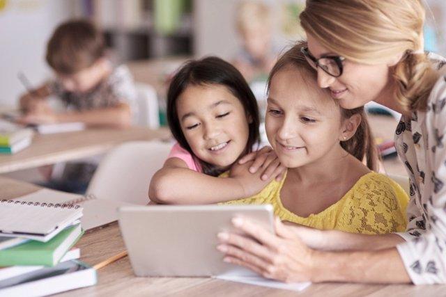 El entorno digital en el colegio: aprender de otra manera
