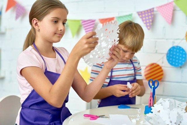 Goma EVA, el material para manualidades de los niños creativos