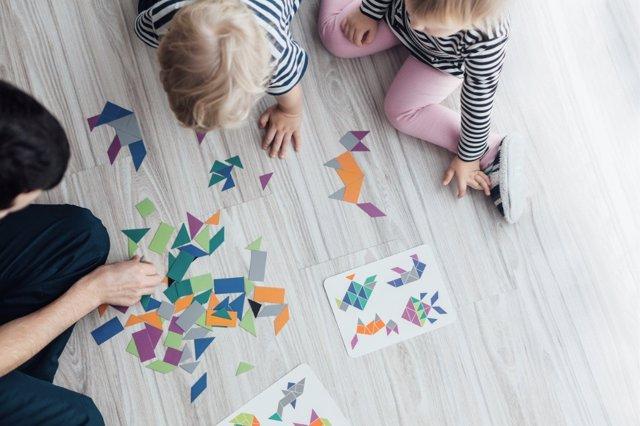 Potencia las habilidades de tu hijo en verano con estos sencillos juegos