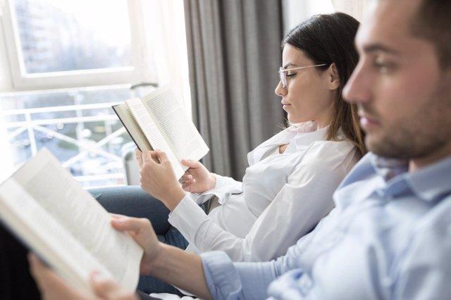 El papel que ocupa la lectura en el matrimonio