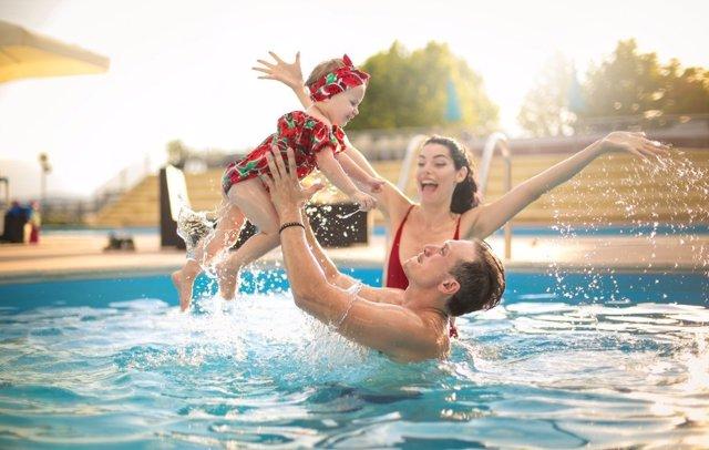 De vacaciones con tu bebé: las primeras
