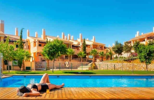 Hacienda del Álamo Residences es el complejo ideal para tus vacaciones familiares