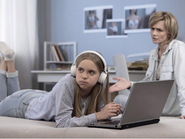 Los 5 miedos más horribles de los padres en relación al uso de Internet