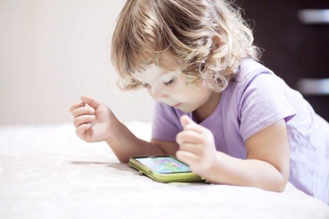 Así atrae a los niños la tecnología por edades