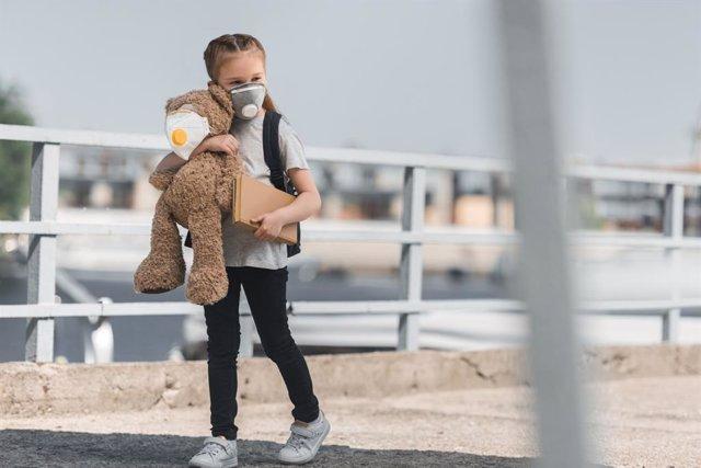 El riesgo de vivir en un ambiente contaminado para los niños