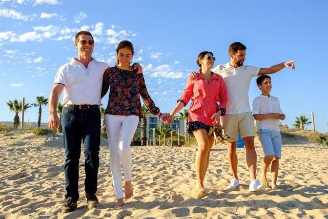 Vacaciones con tus hijos en el Hotel TUI Islantilla, un todo incluido