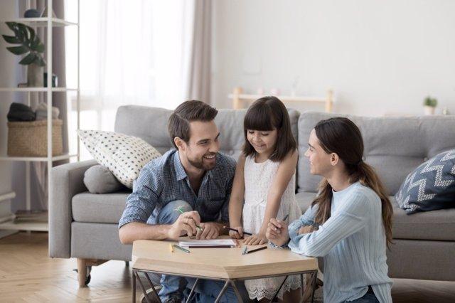 Ideas para ganarte la confianza de tus hijos