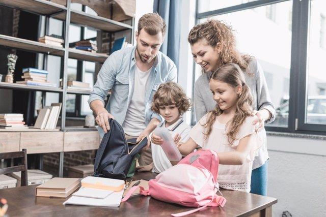 Cómo motivar a tus hijos para volver al cole con éxito