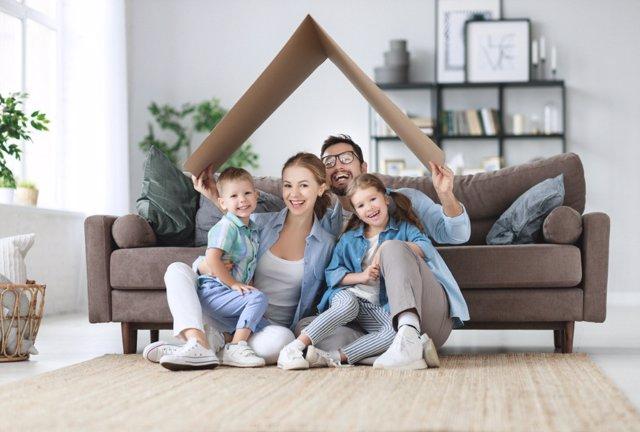 La familia, el mejor entorno donde educar a los niños