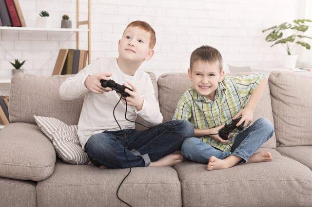 El abuso de videojuegos puede influir negativamente en el desarrollo social de los más pequeños.