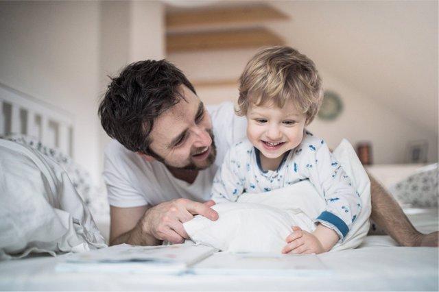 La paternidad altera la red neuronal de los padres.
